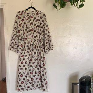 Madewell x Karen Walker Maxi Dress
